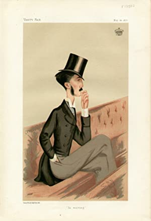 """In waiting"""". Statesmen. No. 223.: RODEN, The Earl of."""
