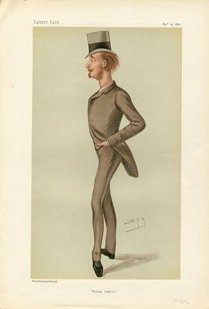 "Young Oxford"". Statesmen. No. 346.: LYMINGTON, Viscount."