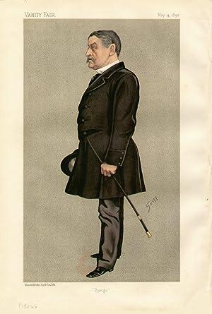 "Byngo"". Men of the Day. No. 538.: BYNG, Henry William John, Colonel The Hon."