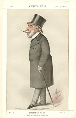 "One of the Lambs of the Political Fold"". Statesmen. No. 71.: APPONYI, Rudolph, Count."