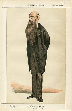 "Permissive Prohibition."" Statesmen. No. 111.: LAWSON, Wilfrid, Sir."