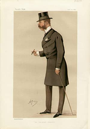 "the Adjutant General"". Men of the Day. No. 162.: ELLICE, Charles Henry, General Sir."