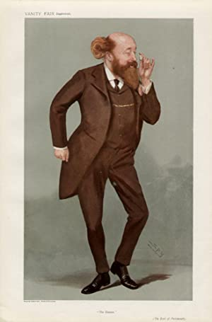 """The Demon."""" Men of the Day. No. 1080.: PORTSMOUTH, The Earl of."""