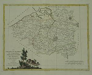 Li Paesi Bassi Austriaci, Che comprendono Parte: PITTERI, G. [Drawn