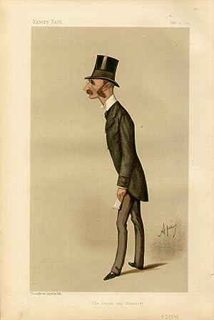 """The Devon and Somerset"""". Statesmen. No. 512.: EBRINGTON, Viscount."""