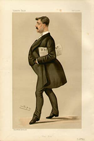"Tay Pay"". Statesmen. No. 537.: O'CONNOR, Thomas Power, Mr."