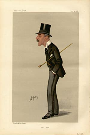 """the ear"""". Men of the Day. No. 415. Doctor.: DALBY, William Bartlett, Sir."""