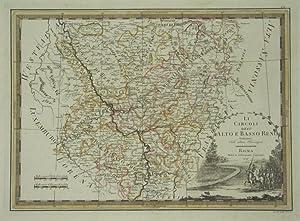 Li Circolo Dell' Alto E Basso Reno: CASSINI, Giovanni Maria.