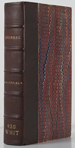 A Journal of a Voyage from London: WHITEFIELD, George.