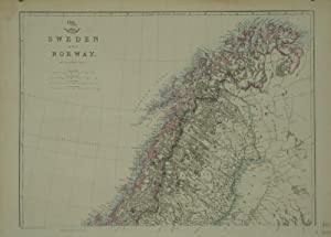 Sweden and Norway.: THE WEEKLY DISPATCH]. LOWRY, J.W.