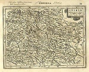 Stiria.: MERCATOR, Gerard & HONDIUS, Jodocus].