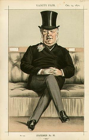 "Silk"". No.154. Statesmen, No.95: EATON, Henry William, Mr., M.P."