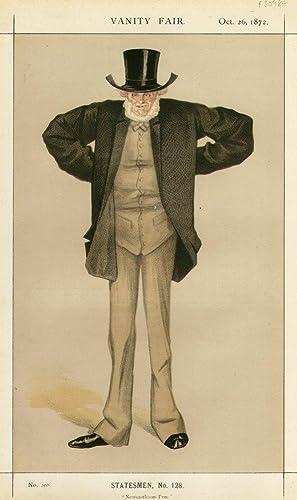"Newcastle-on-Tyne."" Statesmen. No. 128.: COWEN, Joseph, Mr."