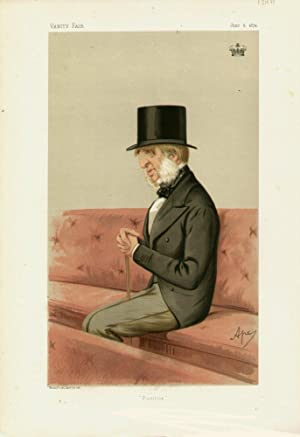 "Position"". Statesmen. No. 174.: DEVONSHIRE, The Duke of."