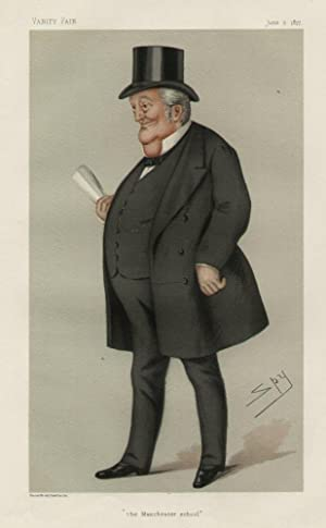 "the Manchester school"". Statesmen. No. 254.: POTTER, Thomas Bayley, Mr."