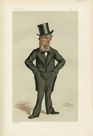 """East Sussex"""". Statesmen. No. 324.: GREGORY, George Burrow, Mr."""