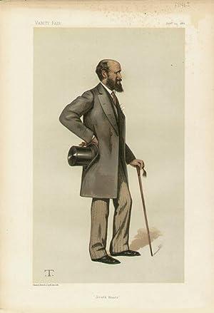 "South Hants"". Statesmen. No. 373.: MONTAGU-DOUGLAS-SCOTT, Henry John, Lord."
