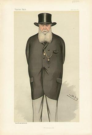 "Portsmouth"". Statesmen. No. 398.: BRUCE, Thomas Charles, The Hon."