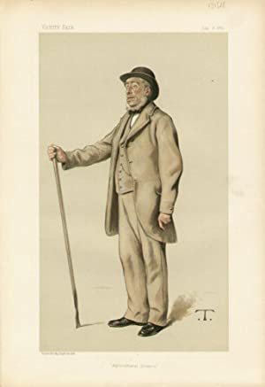 "Agricultural Science"". Men of the Day. No. 259.: LAWES, John Bennet, Sir."