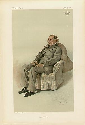 """Waterloo"""". Statesmen. No. 426.: ALBEMARLE, General the Earl of."""