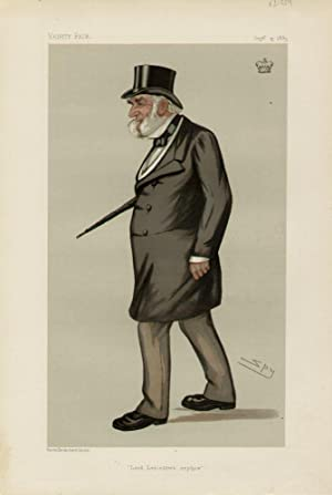 "Lord Leicester's nephew"". Statesmen. No. 432.: DIGBY, Lord."