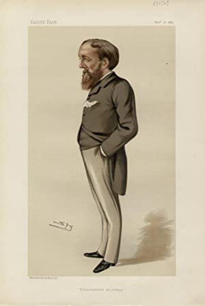 "Palmerston's secretary"". Statesmen. No. 438.: ASHLEY, Anthony Evelyn Melbourne, The Hon."