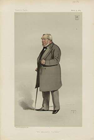 "an eminent builder"". Men of the Day. No. 279.: FREAKE, Charles, Sir."