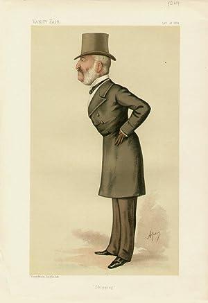 "Shipping"". Statesmen. No. 453.: PALMER, Charles Mark, Mr."