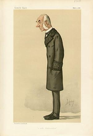 "a safe Ambassador"". Statesmen. No. 484.: Thornton, Edward, The Right Hon. Sir."