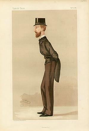 "Grimsby"". Statesmen. No. 534.: HENEAGE, Edward, The Right Hon."
