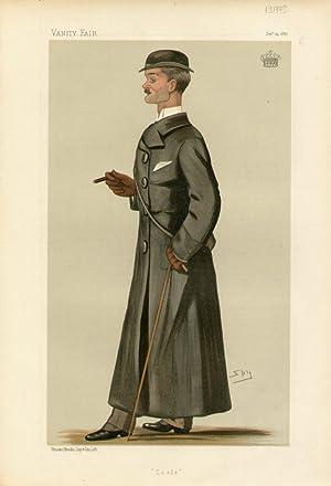 "Coals"". Statesmen. No. 535.: DURHAM, Earl of."