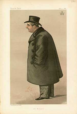 "the Marquis"". Statesmen. No. 540.: AILESBURY, The Marquis of."