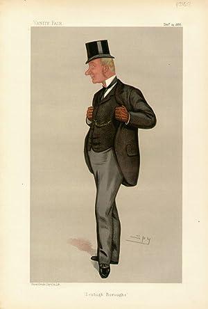 """Denbigh Boroughs"""". Statesmen. No. 556.: KENYON, George Thomas, The Hon."""