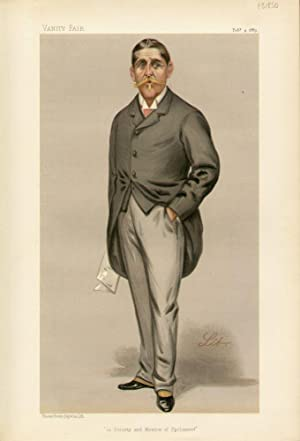 "in Society and Member of Parliament"". Statesmen. No. 560.: QUILTER, William Cuthbert, Mr."