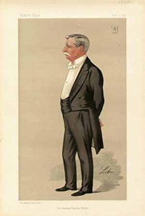 """Sir Andrew Barclay Walker"""". Men of the Day. No. 471.: WALKER, Andrew Barclay, Sir."""