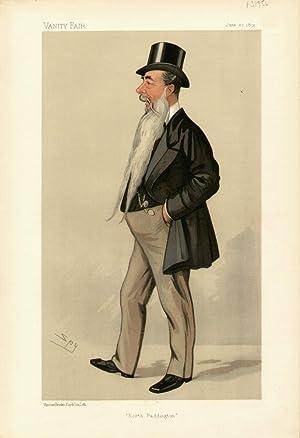 "North Paddington"". Statesmen. No. 579.: AIRD, John, Mr."