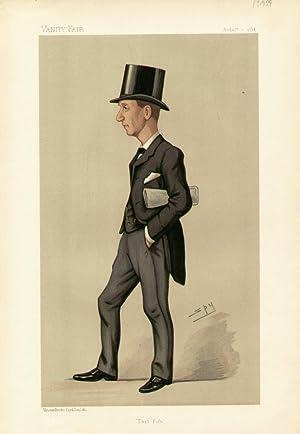 """East Fife"""". Statesmen. No. 582.: ASQUITH, Herbert Henry, Mr."""