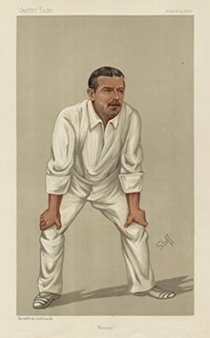 "Monkey"". Men of the Day. No. 513. Cricketer.: HORNBY, Albert Neilson, Mr."