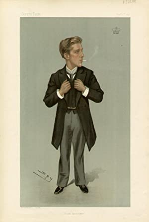 "South Kensington"". Statesmen. No. 689.: WARKWORTH, Lord."