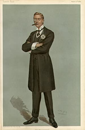 "East Worcestershire"". Statesmen. No. 711.: CHAMBERLAIN, Austen, Mr."