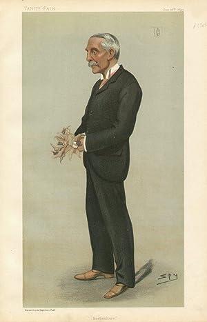 "Horticulture"". Men of the Day. No. 736.: LAWRENCE, James John Trevor, Sir."