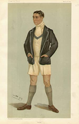 "Tarka"". Men of the Day. No. 742. Rower.: GOLD, Harcourt Gilbey, Mr."