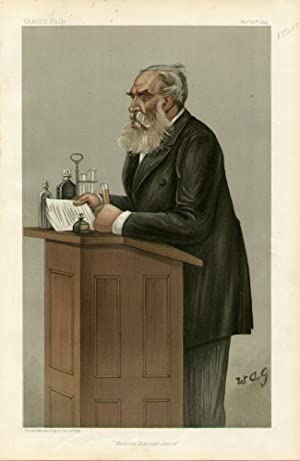 "Medical Jurisprudence"". Men of the Day. No. 766. Medicine.: STEVENSON, Thomas, Dr."