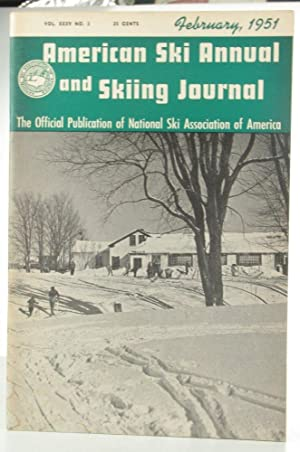 American Ski Annual.: Periodical). NATIONAL SKI ASSOCIATION OF AMERICA.