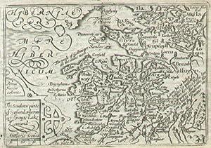 The Southren parte of Scotland, wherein is ye Strange Lake Lomond.: KEERE, Pieter van den].