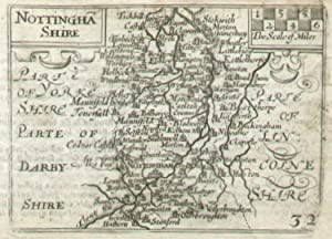 Nottingha Shire.: SPEED, John].