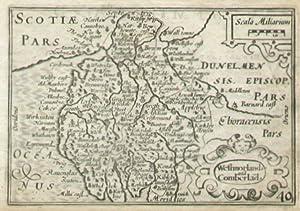 Westmorland and Comberlãd.: KEERE, Pieter van den].