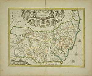 Suffolk. Suffolcia vernacule Suffolke.: JANSSON, Johannes.