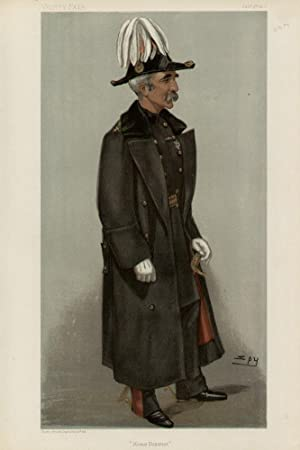 "Home District"". Men of the Day. No. 832.: TROTTER, Major-General, Henry, Sir"