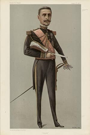 """l'Admiral"""". Men of the Day. No. 846.: GERVAIS, Admiral."""